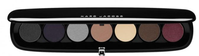 Palette yeux The Parisienne, Marc Jacobs Beauty, en exclusivité chez Sephora, 53,50€