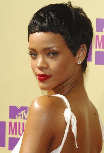 Rihanna en septembre 2012