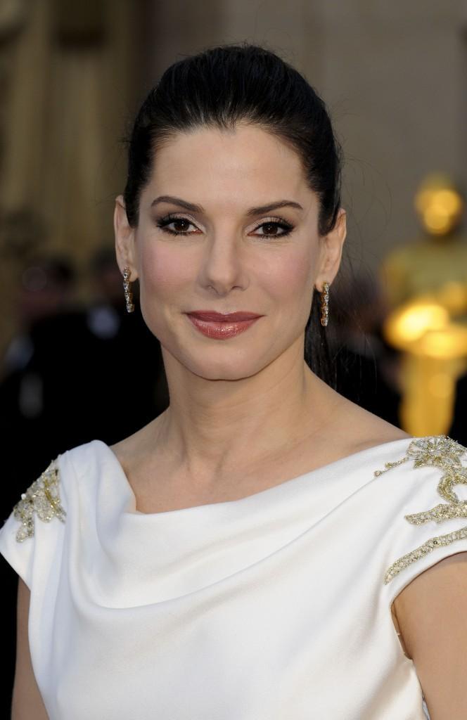 Sandra Bullock en 2012