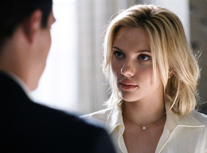 Scarlett Johansson dans Match point