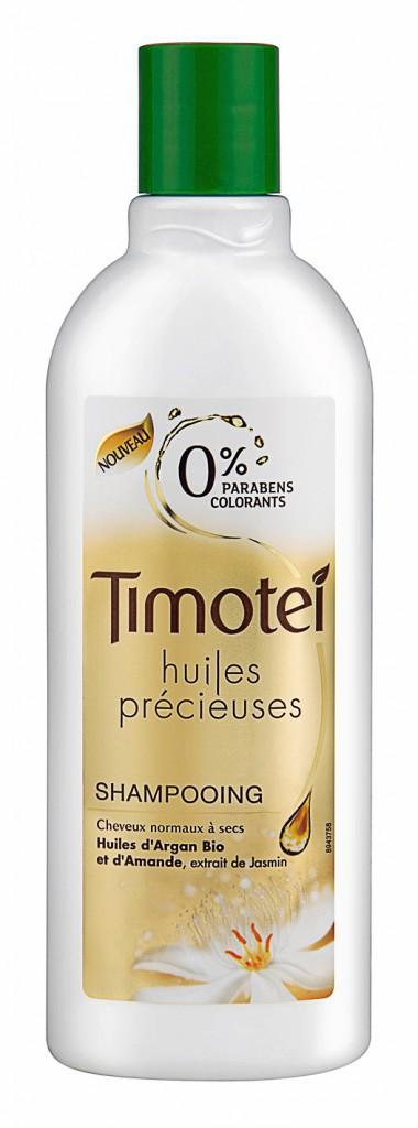 Sublime les fibres Shampooing aux huiles précieuses, Timotei 2,70 €