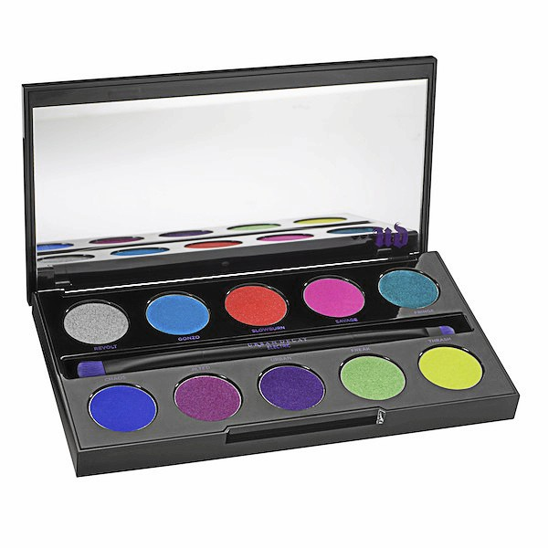 Palette de fards, Electric, Urban Decay, en exclu chez Sephora 45 €