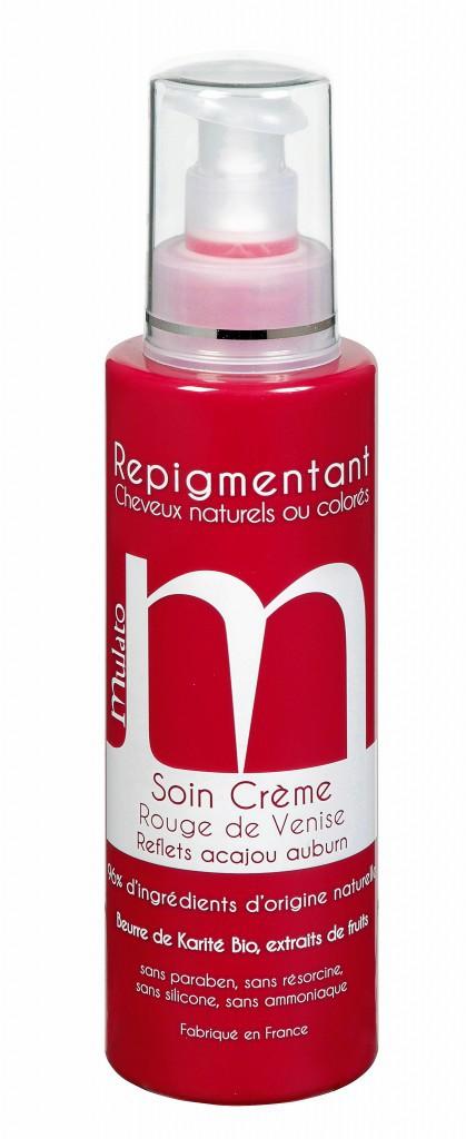 Shampoing Repigmentant, Mulato. 15€ sur shop.mulato-cosmetics.com