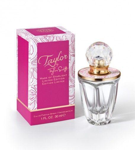 Beauté : Taylor Swift sort son dernier parfum Taylor by Taylor Swift