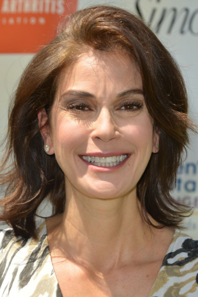 Teri Hatcher en 2013 au naturel