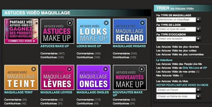 We Love MakeUp : Tutos à la carte !