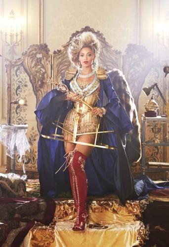 Beyoncé royale