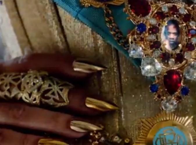 Manucure de reine pour Beyoncé.
