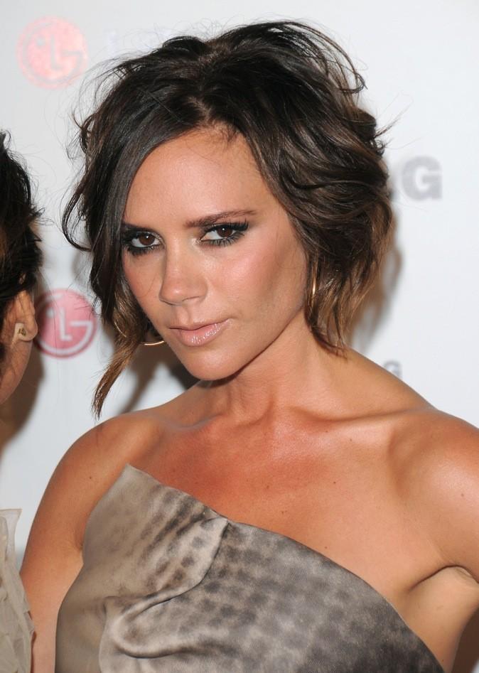 Victoria Beckham toujours l'air triste