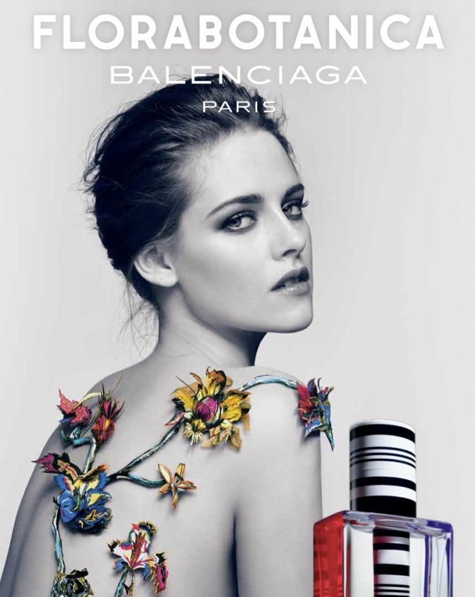 Kristen Stewart, sauvage pour Balenciaga