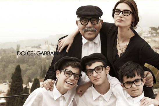 La nouvelle campagne Dolce & Gabbana !