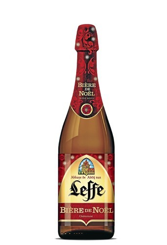 Leffe. 2,75 € la bouteille de 75 cl. leffe.co