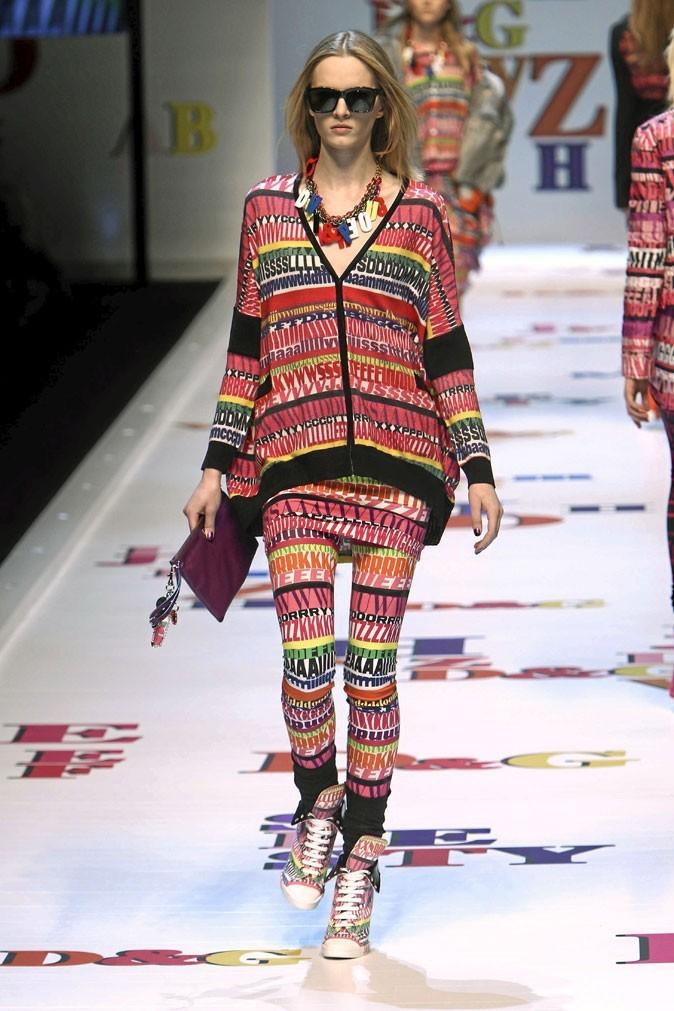 Le collier Dolce & Gabbana du défilé automne-hiver 2011-2012 !