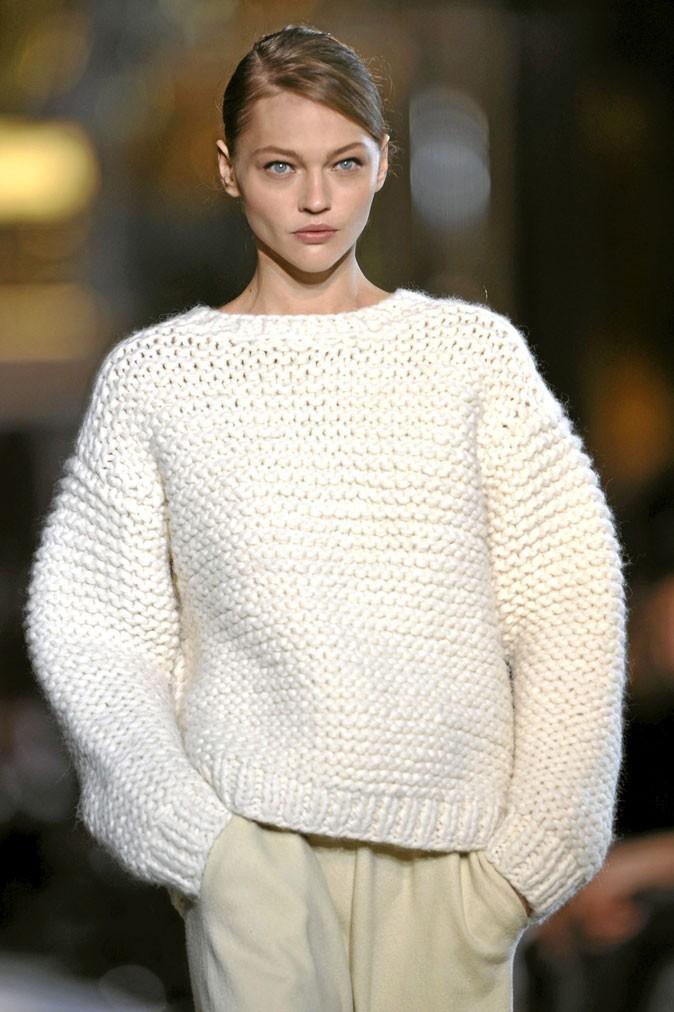 Le pull Stella McCartney du défilé automne-hiver 2011-2012 !