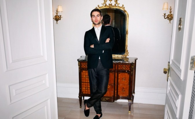 Chace Crawford pour Mr Porter
