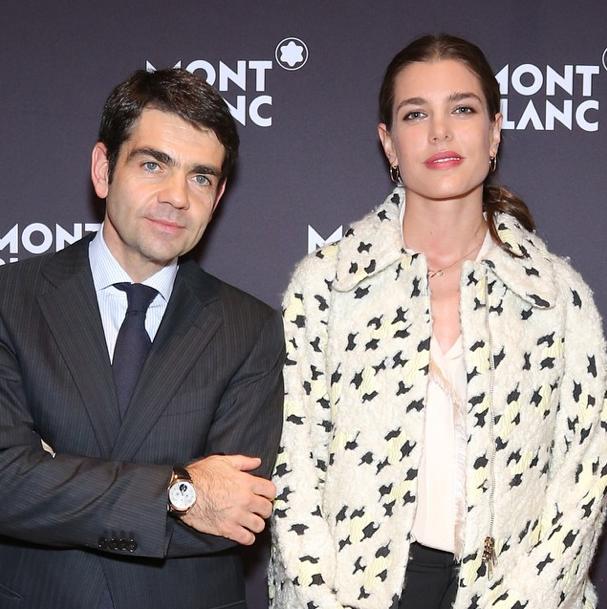 Charlotte Casiraghi : égérie chic et élégante pour Mont Blanc !
