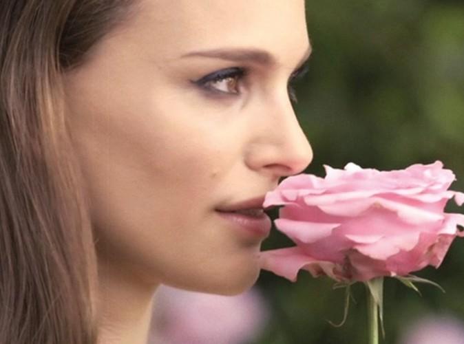 Natalie Portman ambassadrice du parfum Miss Dior.