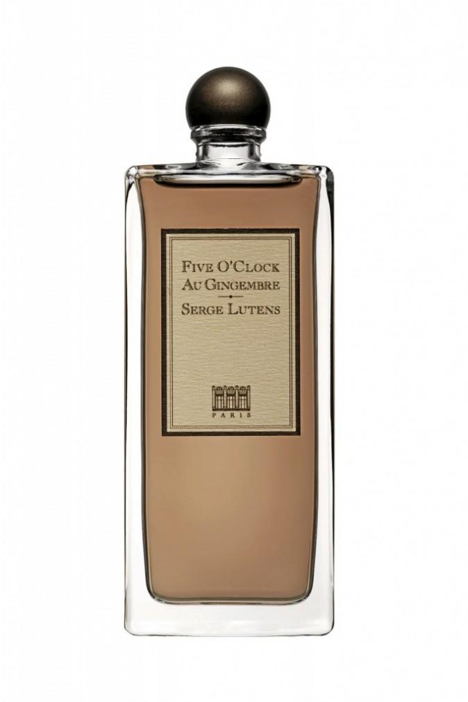 Eau de parfum Five o'clock au gingembre, Serge Lutens 50 ml 79 €