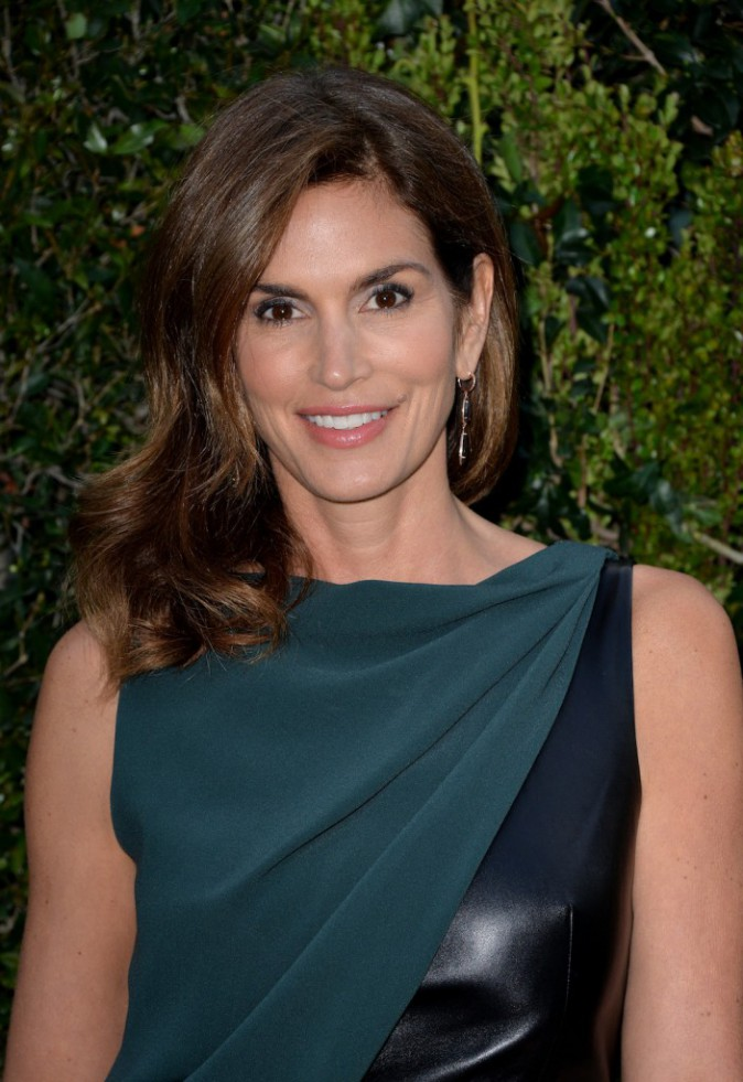 Cindy Crawford, découverte par Elite Model Look