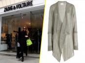 Exclu Public : Jessica Alba : découvrez tout ce qu'elle a acheté lors de sa venue à Paris chez Zadig et Voltaire !