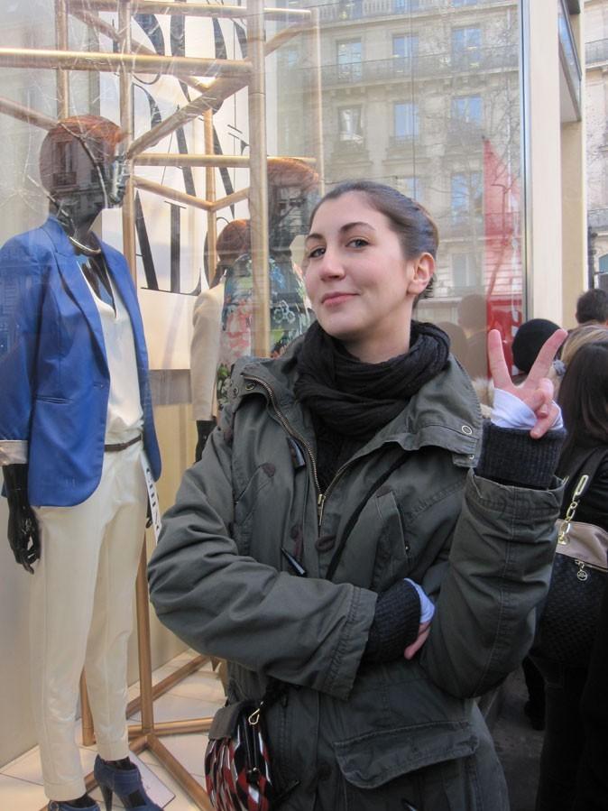 Tania Bruna-Rosso chez Marni pour H&M