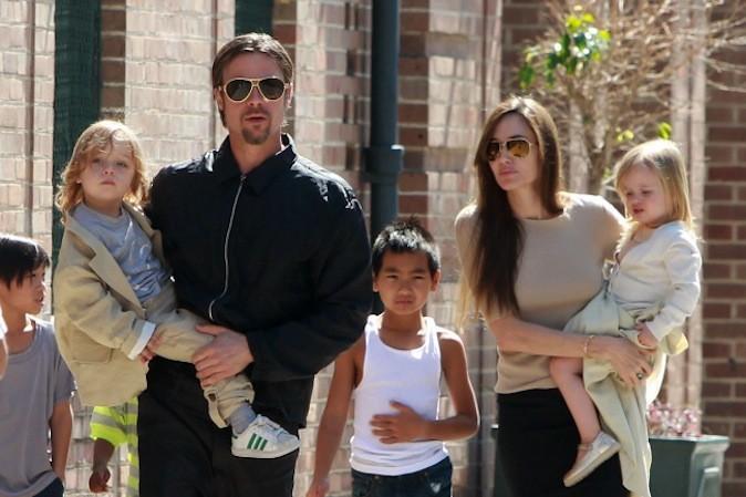 Famille Jolie-Pitt