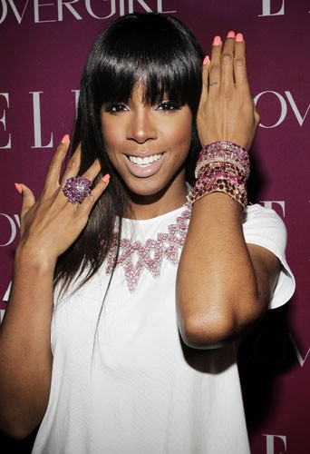 Kelly Rowland au top !