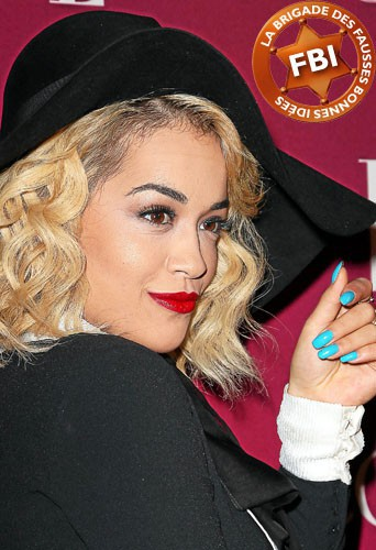 Rita Ora au top !