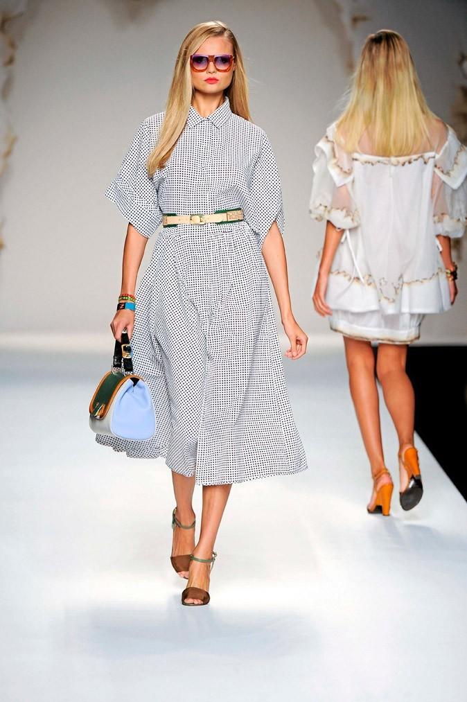 Le sac en cuir Fendi du défilé printemps-été 2011 !