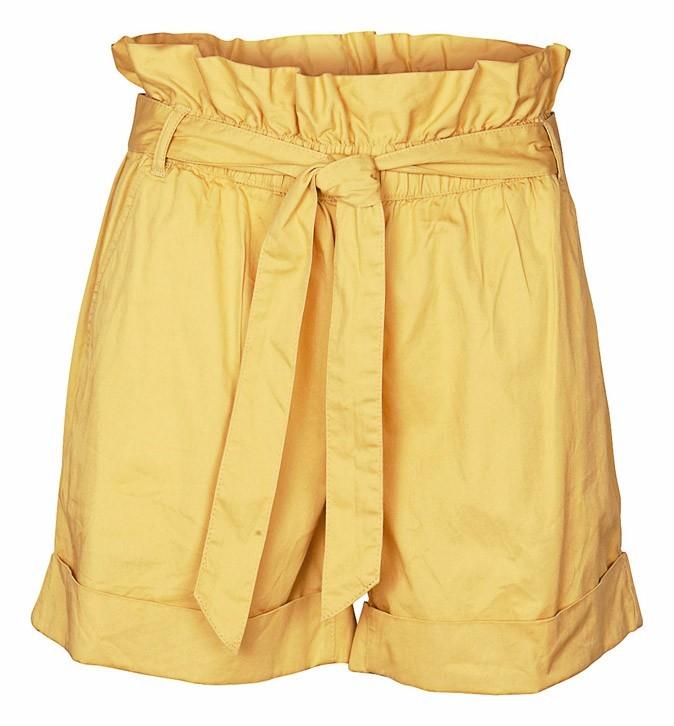 Le short jaune Vila à 19€ !