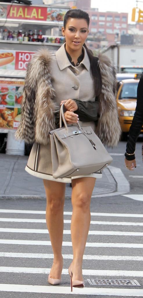 2010: Sur le tournage de L'incroyable famille Kardashian !