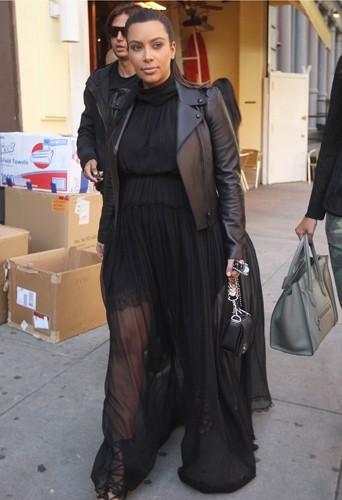 Kim Kardashian, le 6 mai 2013 !