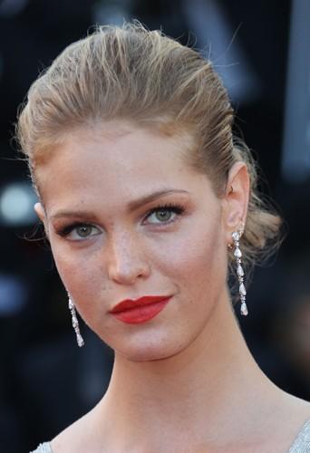 Erin Heatherton, le mardi 21 mai 2013 au Festival de Cannes !