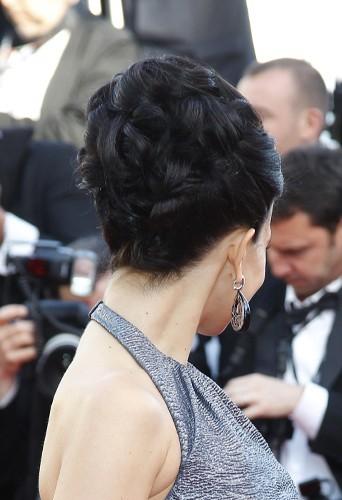 Hilaria Thomas, le lundi 20 mai 2013 au Festival de Cannes !