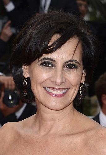 Ines de La Fressange le 16 mai 2013 au Festival de Cannes !