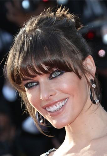 Milla Jovovich, le mardi 21 mai 2013 au Festival de Cannes !