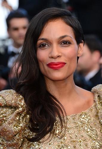 Rosario Dawson, le mardi 21 mai 2013 au Festival de Cannes !