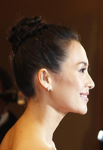 Zhang Ziyi, le mercredi 22 mai 2013 au Festival de Cannes !