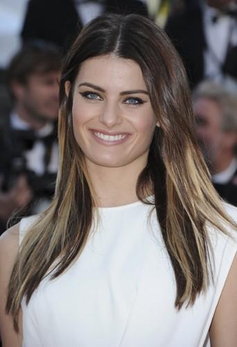 Isabeli Fontana, le dimanche 26 mai 2013 au Festival de Cannes !