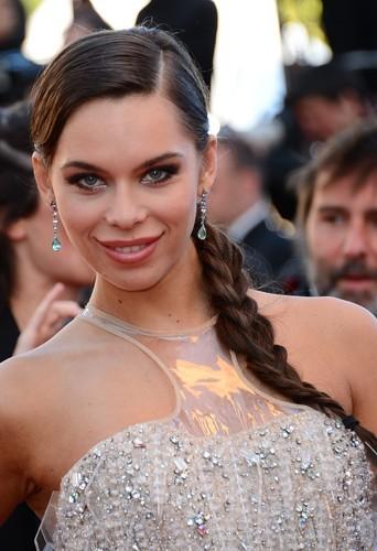 Liliana Matthaeus, le vendredi 24 mai 2013 au Festival de Cannes !