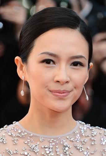 Zhang Ziyi, le samedi 25 mai 2013 au Festival de Cannes !