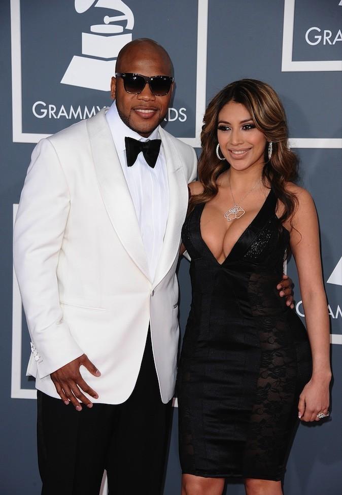 Flo Rida et sa copine