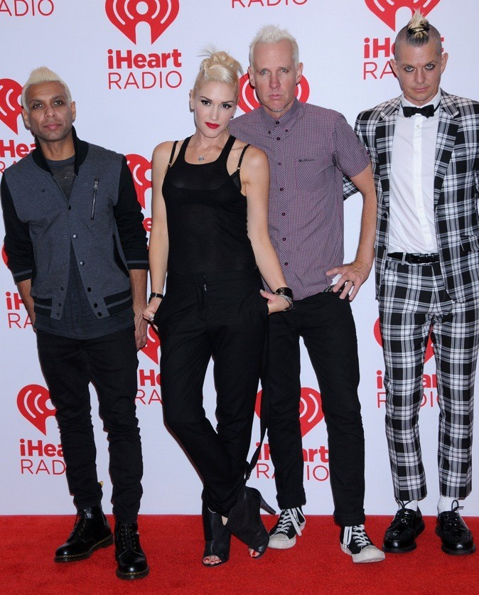 No Doubt au I Herat Music Radio Festival