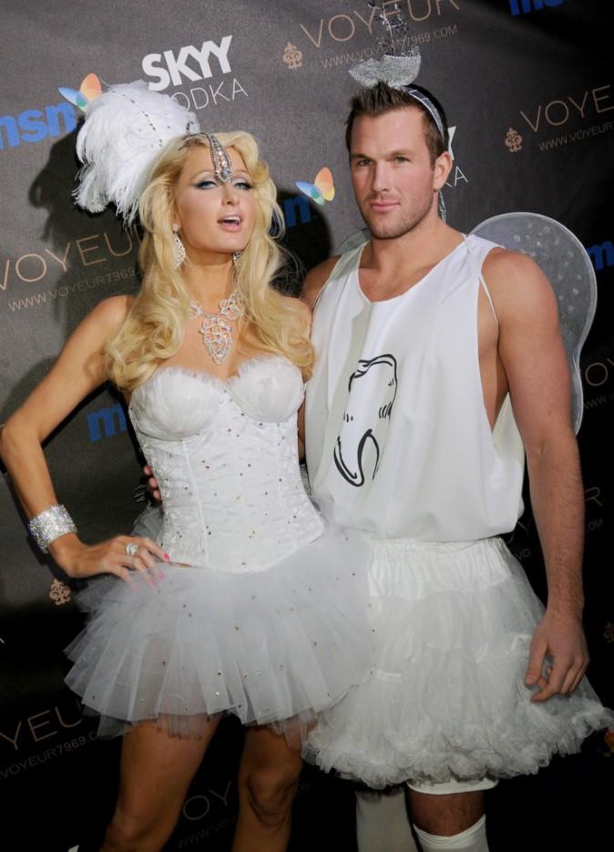 Numéro 4 : Paris Hilton et Doug Reinhardt