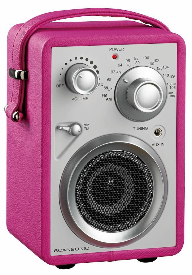 Radio PA680, Scansonic 40 €