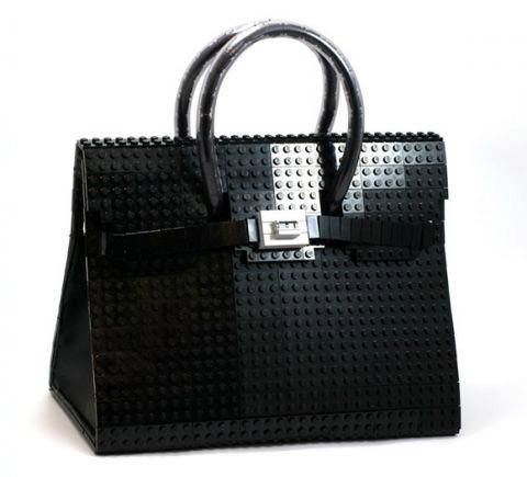 Le sac Birkin d'Hermès version Lego !