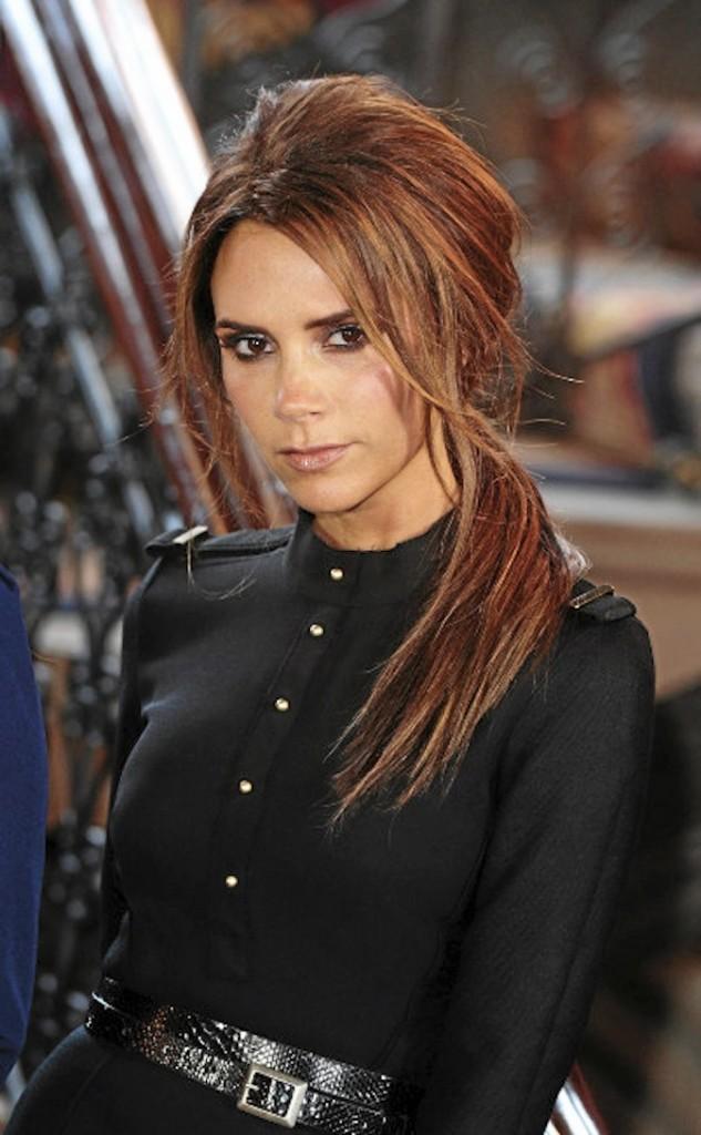 3 – Victoria Beckham