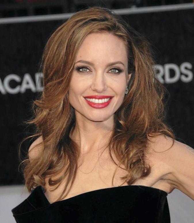 6 – Angelina Jolie