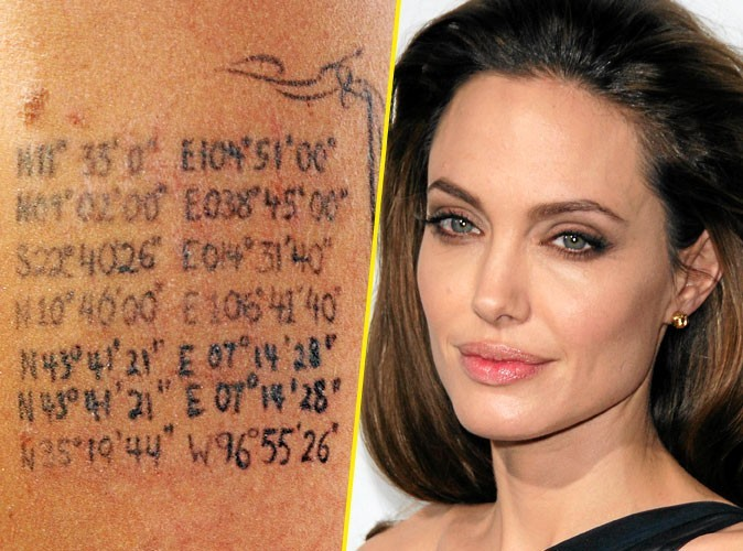 Angelina Jolie, une pro de la navigation !