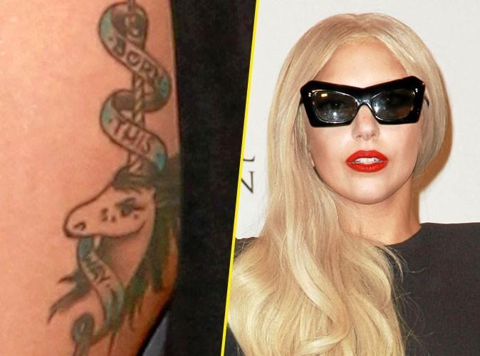 Lady Gaga, fan d'une licorne un peu spéciale !